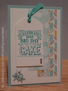 SAB Big Day stamp set