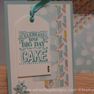 SAB Big Day Stamp set