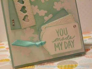 You Made my Day Card