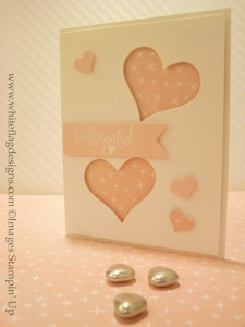 You Plus Me Valentines Card