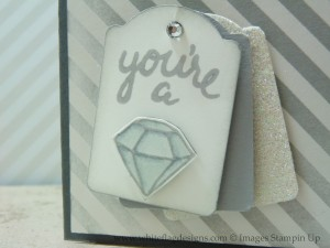SAB You're a Diamond Card
