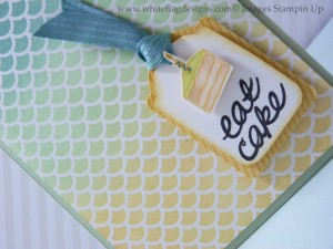 SAB Eat Cake Birthday Card