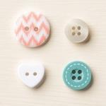 Sweet Dreams Designer Buttons