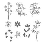 Mum's Love stamp set