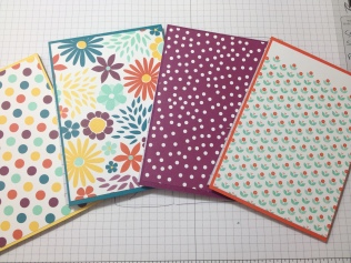 Project Life Cards Covered Notebooks