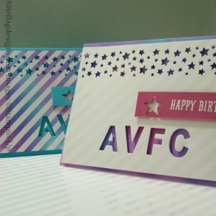 Irresisitbly Yours Birthday cards