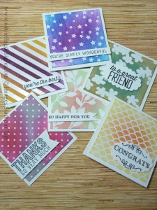 SAB Irresistibly Yours Note Cards