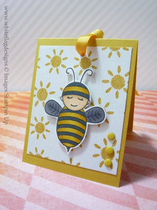 Little Baby Bumblebee Tag