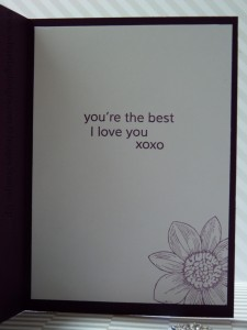 Petal Potpourri Mother's Day Card