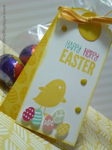 Tag It Tuesday Easter Tag