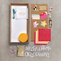 Perpetual Birthday Calendar Kit