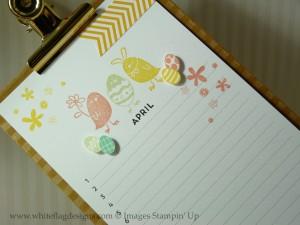 Easter Perpetual Calendar Kit