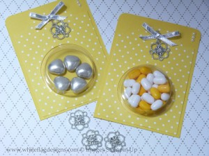 Daffodil Delight Treat Cup Favours