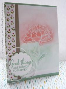 You Got This Watercolour Card